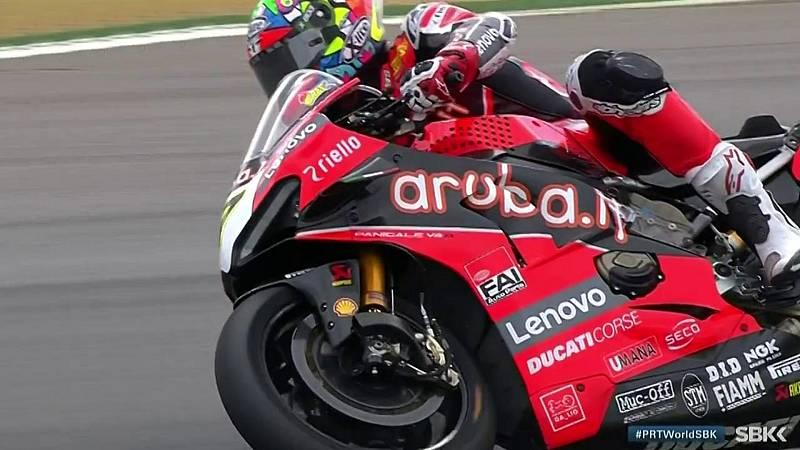 Motociclismo - Campeonato del Mundo Superbike 2020. Prueba Portugal: WorldSBK 1ª carrera, desde Portimao (Portugal) - ver ahora