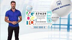 Lotería Nacional - 08/08/20