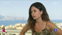 """Corazón - Anna Castillo: """"He pasado la cuarentena con mi chica y nos ha venido bien"""""""