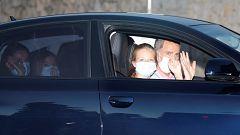 Un verano raro de la Familia Real en Marivent tras la salida de España de Juan Carlos