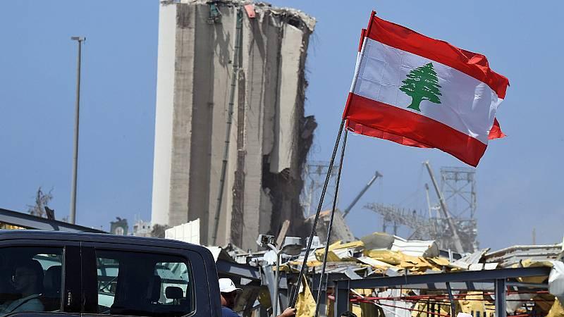 La situación humanitaria en Beirut se agrava tras la explosión en el puerto