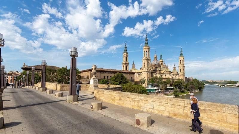 Controles para garantizar el aislamiento en Zaragoza