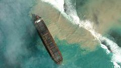 La isla de Mauricio decreta el estado de emergencia medioambiental por el vertido de un barco petrolero