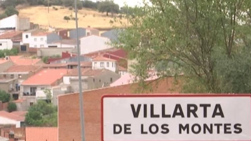 Decretado el aislamiento de Villarta de los Montes (Badajoz) tras dar positivo por coronavirus 37 de sus 430 vecinos