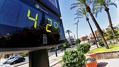 Quince comunidades en alerta por calor
