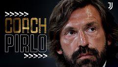 El Juventus nombra a Andrea Pirlo como nuevo entrenador