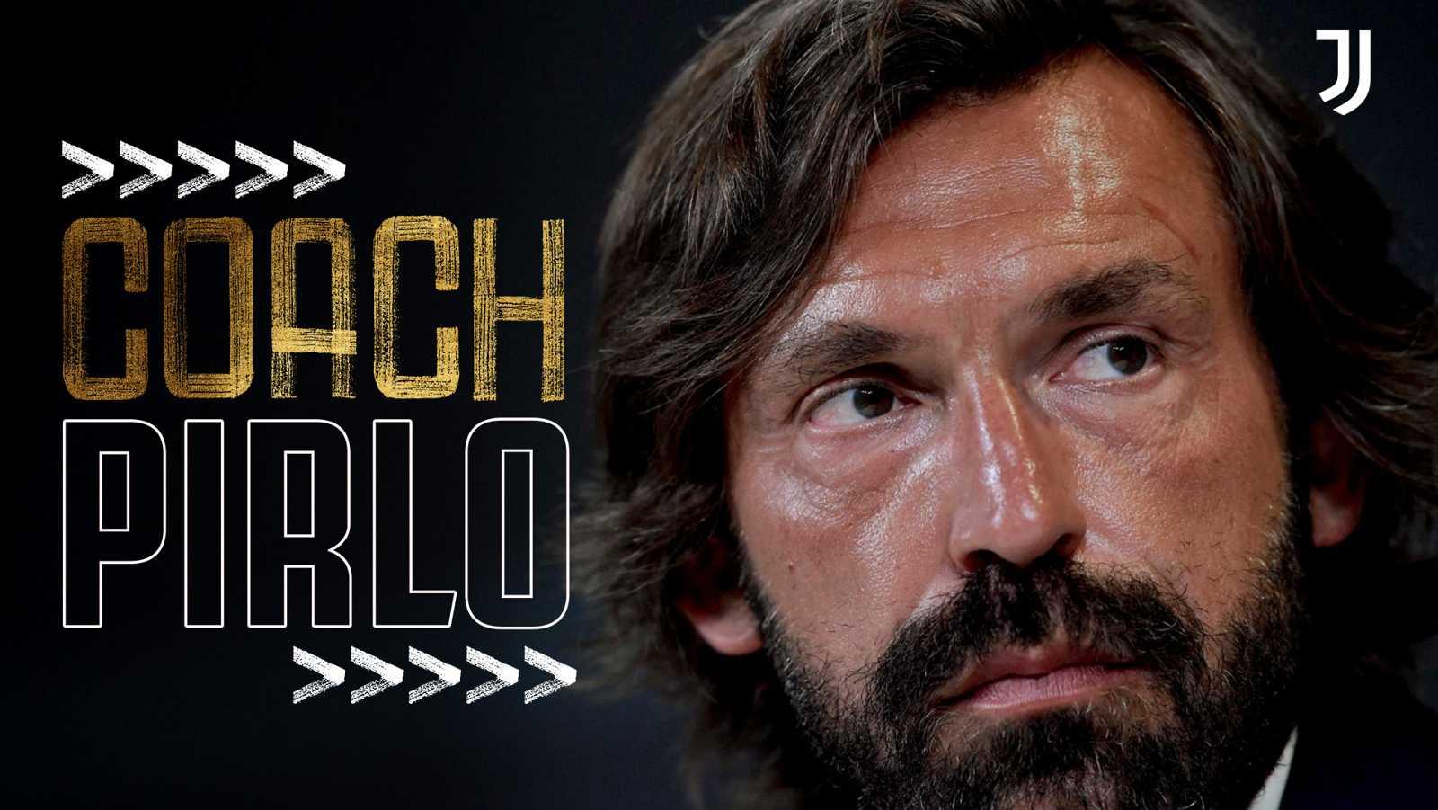 Vídeo: El Juventus nombra a Andrea Pirlo como nuevo entrenador