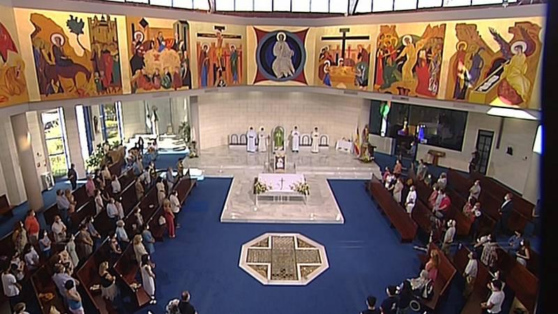 El Día del Señor - Parroquia de Ntra. Sra del Pilar (Valdemoro) - ver ahora
