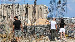 La comunidad internacional se reúne para la reconstrucción de Beirut