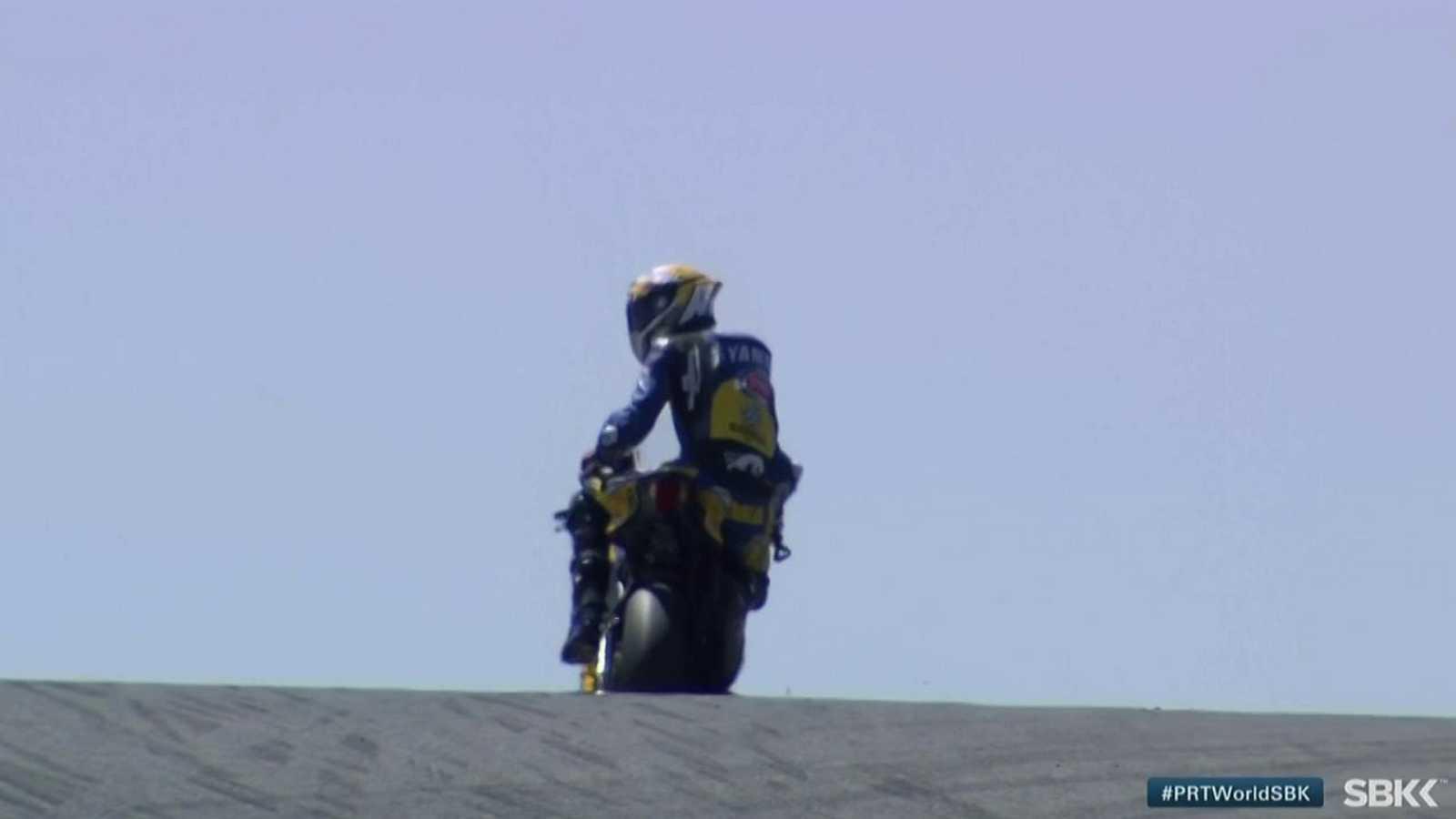 Motociclismo - Campeonato del Mundo Superbike 2020. Prueba Portugal: World Supersport 2ª carrera, desde Portimao (Portugal) - ver ahora