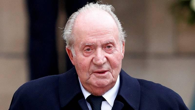 Una semana de especulaciones sobre el destino de don Juan Carlos