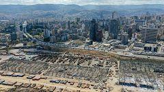 Líbano, un país al borde del precipicio tras la explosión en Beirut