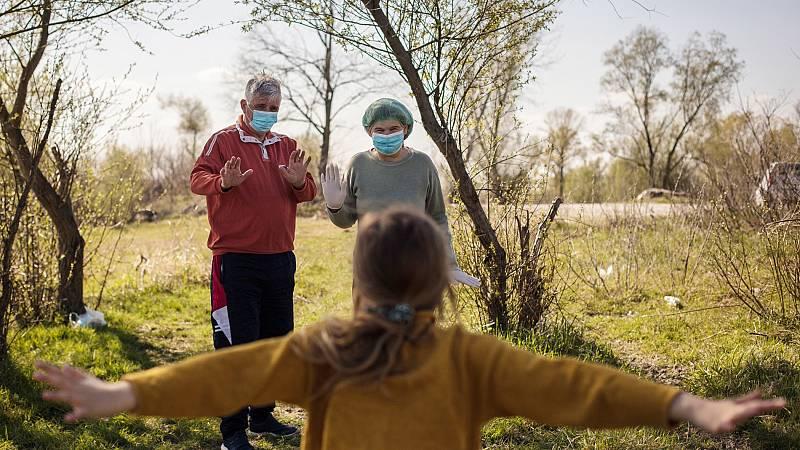 Los abuelos piden a los jóvenes que sean responsables ante el aumento de contagios de coronavirus
