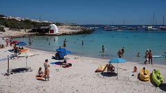 Preocupación en Baleares por la drástica caída de turistas internacionales