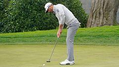 Dustin Johnson afrontará como líder la última jornada del PGA