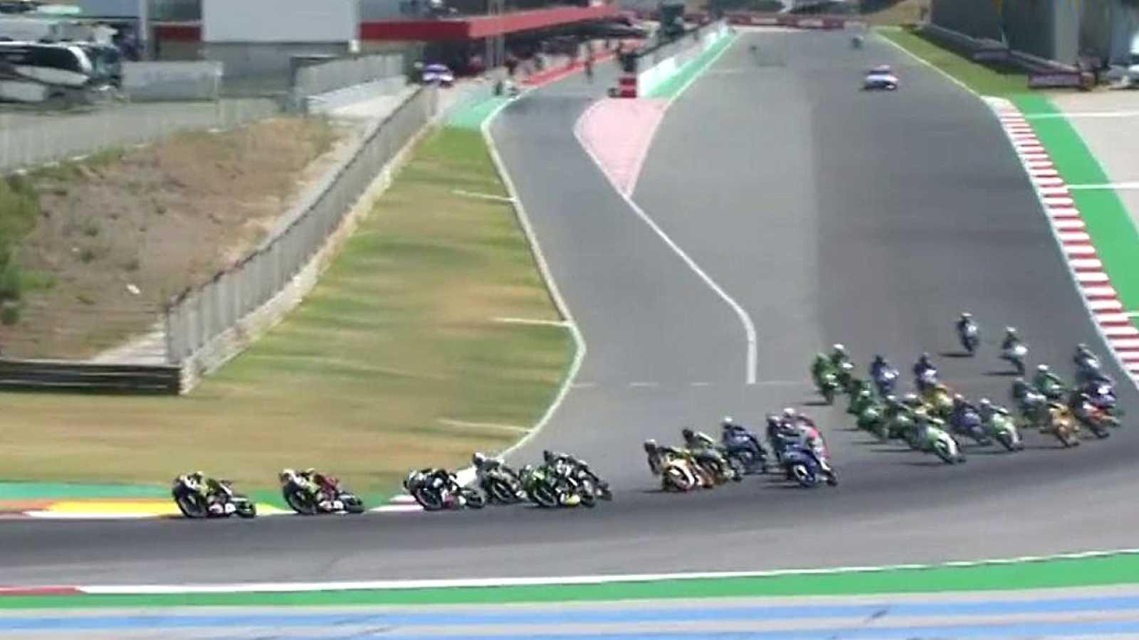 Motociclismo - Campeonato del Mundo Superbike 2020. Prueba Portugal: World Supersport 300 2ª carrera, desde Portimao (Portugal) - ver ahora