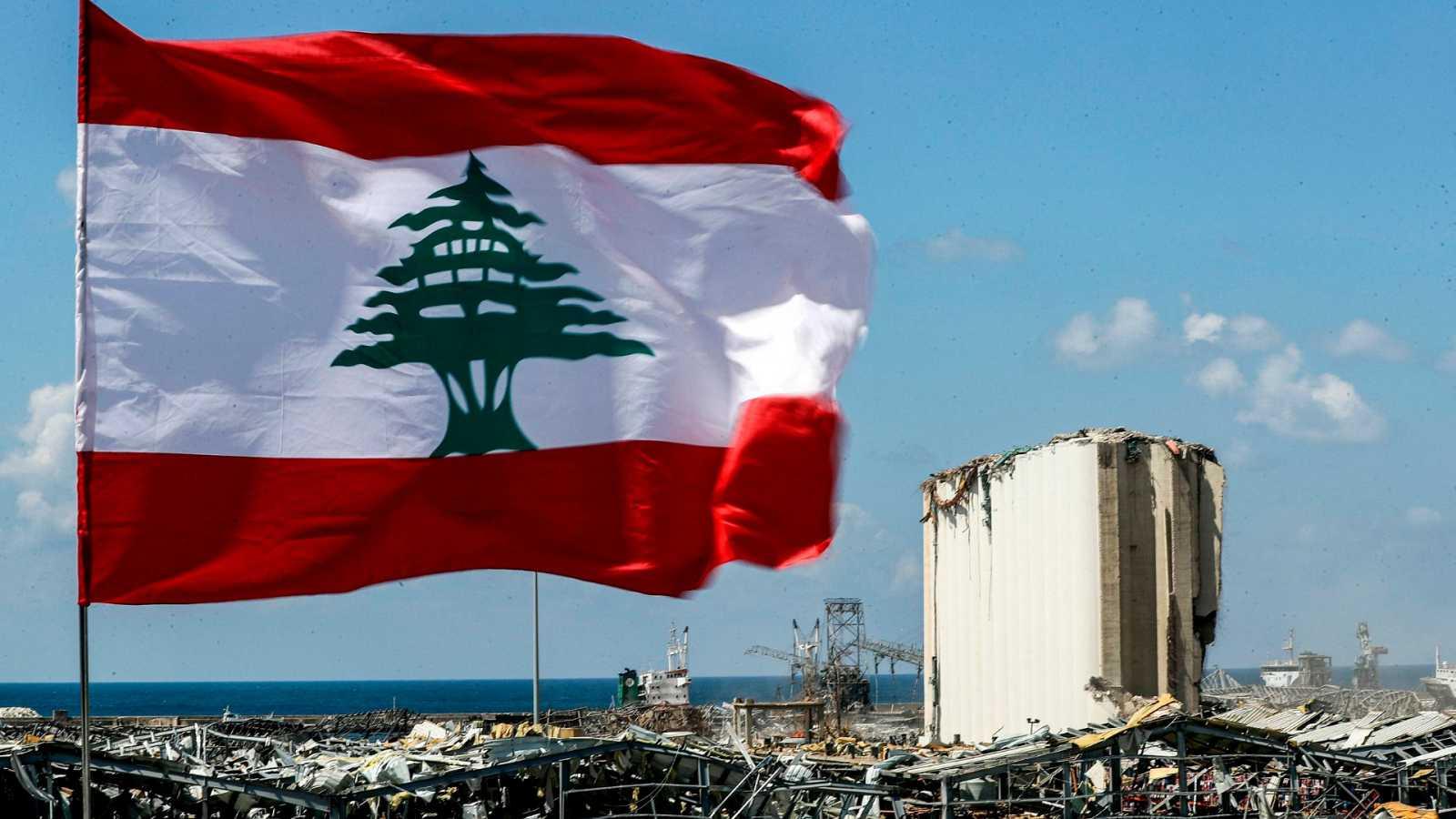 La comunidad internacional se compromete en la reconstrucción de Beirut