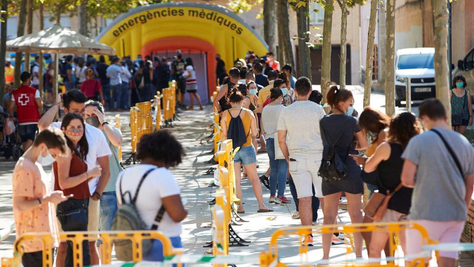 Telediario - 21 horas - 09/08/20 - Lengua de signos - ver ahora
