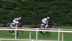 Hípica - Circuito nacional de carreras de caballos, desde el Hipódromo de San Sebastián