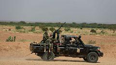 Asesinados en Níger seis cooperantes franceses y dos ciudadanos nigerianos