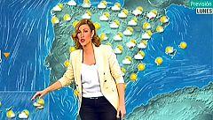 Descenso generalizado de temperaturas y posibles lluvias débiles