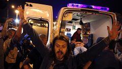 Cientos de heridos en las protestas contra el triunfo electoral de Lukashenko