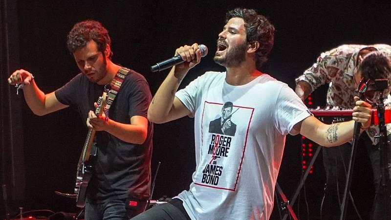 La Mañana - Críticas al grupo Taburete tras su último concierto en Marbella