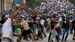 Líbano sufre una grave crisis con protestas en las calles y dimisiones de ministros