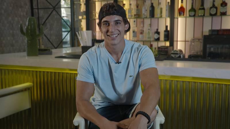 """Miguel Herrán: """"Mi personaje tiene ambiciones sin límite y es capaz de pisar a quien sea para conseguir su objetivo"""""""