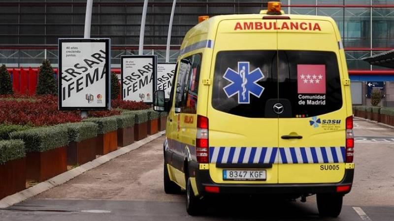 """Simón rechaza entrar en la polémica sobre los datos de la Comunidad de Madrid: """"No es cuestión de si hay discrepancias o no, se trata de controlar una epidemia"""""""