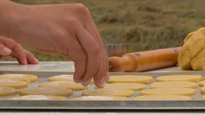 Aquí la Tierra - Las galletas de nata de Cantabria