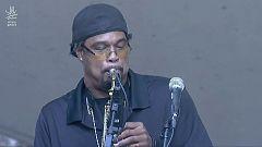Festivales de verano de La2 - 44º Jazz Vitoria - Trilogy: D. Juárez, A. Bravo, J. Cañaveras, CH. Cooper