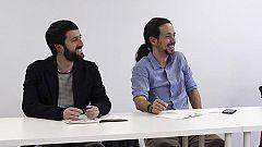 El juez imputa al responsable de campañas, al tesorero y a la gerente de Podemos por la financiación del partido