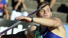 Atletismo - World Athletics Gold. Paavo Nurmi Games