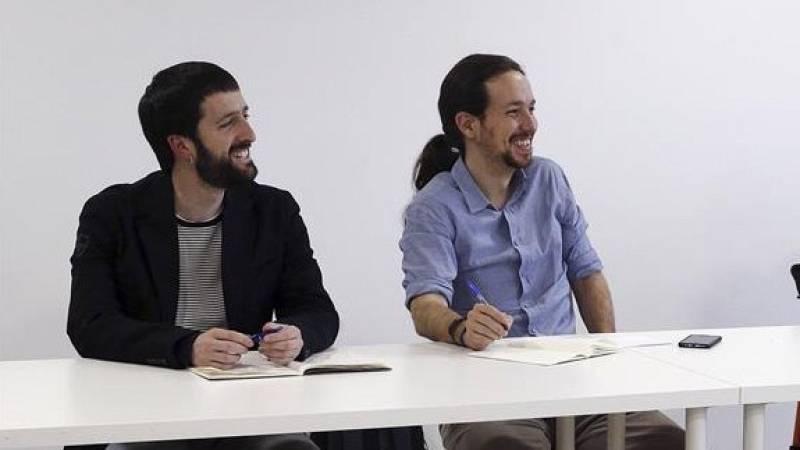 El juez imputa al responsable de campañas y al tesorero de Podemos por la financiación del partido