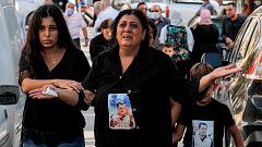 Beirut despide a los muertos en la explosión del puerto