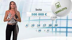 Bonoloto + EuroMillones - 11/08/20