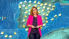 Tormentas intensas al norte de Galicia y en Asturias que se extenderán por el norte peninsular
