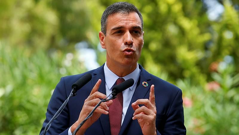 """Sánchez asegura que hay """"máxima disponibilidad"""" del Gobierno para negociar con los ayuntamientos"""
