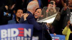 Biden y Harris, la apuesta demócrata por la diversidad en EE.UU.