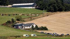 Al menos un muerto y varios heridos en un accidente de tren en Escocia