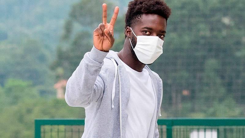 Los positivos por coronavirus se reproducen en el fútbol español