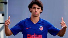 Joao Felix vuelve a 'casa' como una estrella del fútbol