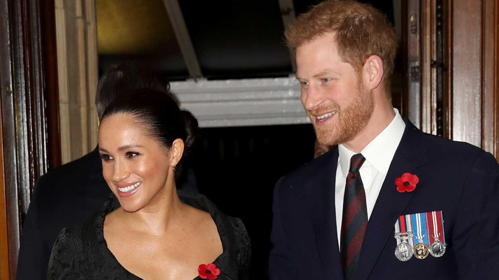Los secretos del príncipe Harry y Meghan Markle que desvela su biografía