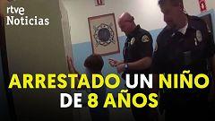 Una madre denuncia a la ciudad de Cayo Hueso en Florida tras el arresto de su hijo de 8 años