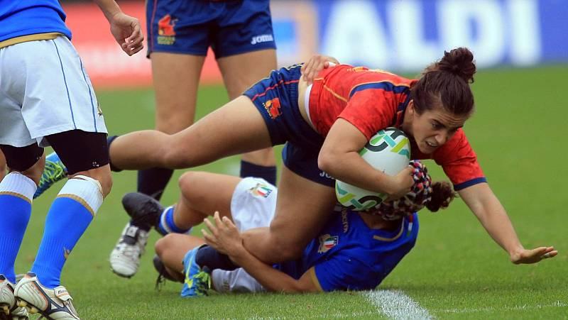 Patricia García y 'Bimba' Delgado dan el salto al rugby profesional