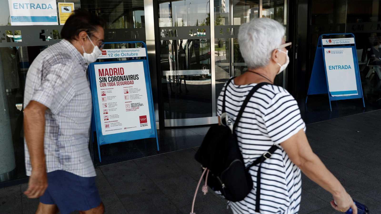 Telediario Matinal en cuatro minutos - 13/08/20