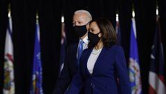 La presentación del tándem Biden-Harris da inicio a la campaña más enconada en EE.UU.