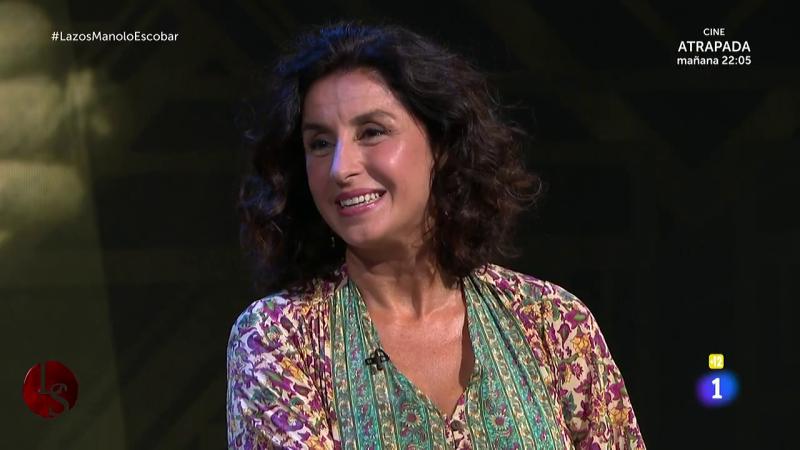 Vanessa García nos habla de la demanda de la supuesta hija de Manolo Escobar
