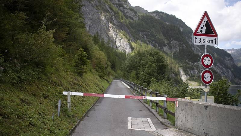 Mueren tres turistas españoles y uno continúa desaparecido en un accidente de barranquismo en Suiza